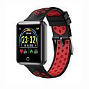 povoljno Pametni satovi-Kimlink J18 Žene Smart Satovi Android iOS Bluetooth Vodootporno Heart Rate Monitor Mjerenje krvnog tlaka Kalorija Udaljenost praćenje Brojač koraka Podsjetnik za pozive Mjerač aktivnosti Mjerač sna