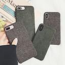 رخيصةأون أغطية أيفون-غطاء من أجل Apple iPhone XS / iPhone XR / iPhone XS Max مثلج غطاء خلفي لون سادة ناعم TPU