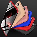 povoljno iPhone maske-Θήκη Za Apple iPhone XR Otporno na trešnju / Mutno Stražnja maska Jednobojni Tvrdo PC