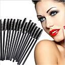 povoljno drugi četke-profesionalac Četke za šminku 50pcs Eco-friendly Profesionalna Synthetic Hair Plastika za Četka za šminku Četka za obrve