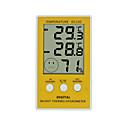 povoljno Oprema za igre na smartphoneu-WINYS DC105 Prijenosno Unutarnji termometar -10℃~90℃ Kućanstvo, Mjerenje temperature i vlage