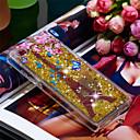 رخيصةأون جسم السيارة الديكور والحماية-غطاء من أجل Huawei Huawei P8 Lite ضد الصدمات / بريق لماع غطاء خلفي برج ايفل / بريق لماع ناعم TPU