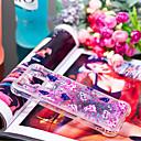 ieftine Îngrijire Unghii-Maska Pentru Huawei Huawei Mate 20 lite Anti Șoc / Luciu Strălucire Capac Spate Model Geometric / Luciu Strălucire Moale TPU
