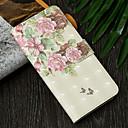 povoljno iPhone maske-Θήκη Za Samsung Galaxy S9 / S9 Plus / S8 Plus Novčanik / Utor za kartice / sa stalkom Korice Cvijet Tvrdo PU koža
