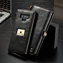 povoljno Igračke za mačku-Θήκη Za Samsung Galaxy Note 9 Novčanik / Utor za kartice / Zaokret Korice Jednobojni Tvrdo PU koža