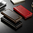 ieftine Ecrane Protecție Tabletă-Maska Pentru Huawei Huawei P20 Pro Portofel / Titluar Card / Cu Stand Carcasă Telefon Mată Greu PU piele