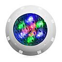رخيصةأون المكياج & العناية بالأظافر-1PC 9 W أضواء تحت الماء ضد الماء أبيض كول / RGB / أبيض 12 V إضاءة خارجية / حمام السباحة 9 الخرز LED