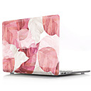 """povoljno iPhone maske-MacBook Slučaj Cvijet PVC za MacBook Pro 13"""" / MacBook Pro 15"""" s Retina zasonom / New MacBook Air 13"""" 2018"""
