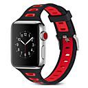 povoljno Dijelovi i dodaci za 3D printer-Pogledajte Band za Apple Watch Series 5/4/3/2/1 / Apple Watch Series 4 Apple Klasična kopča Silikon Traka za ruku