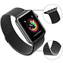 povoljno Narukvice za satove Garmin-Pogledajte Band za Apple Watch Series 4/3/2/1 Apple Sportski remen Nehrđajući čelik Traka za ruku