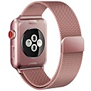 povoljno Apple Watch remeni-Pogledajte Band za Apple Watch Series 5/4/3/2/1 Apple Preklopna metalna narukvica Nehrđajući čelik Traka za ruku