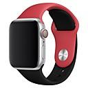 ieftine Ceasuri Damă-Uita-Band pentru Apple Watch Series 4/3/2/1 Apple Banderola Sport / Catarama Clasica Silicon Curea de Încheietură