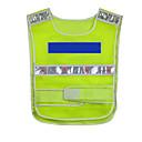 رخيصةأون حافظات / جرابات هواتف جالكسي A-سلامة الملابس العاكسة 16led عن لوازم السلامة في أماكن العمل في حالات الطوارئ