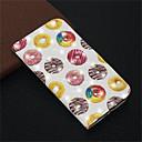 رخيصةأون أغطية أيفون-غطاء من أجل Apple iPhone XS / iPhone XR / iPhone XS Max محفظة / حامل البطاقات / مع حامل غطاء كامل للجسم مأكولات قاسي جلد PU