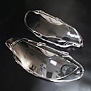 رخيصةأون المصابيح الأمامية للسيارات-Factory OEM 2pcs سيارة اغطية السيارات الخفيفة شفاف تصميم جديد إلى كشافات من أجل BMW X6 2008 / 2009 / 2010