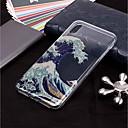 voordelige Galaxy J5(2017) Hoesjes / covers-hoesje Voor Apple iPhone XS / iPhone XR / iPhone XS Max Patroon / Glitterglans Achterkant Landschap Zacht TPU