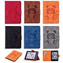 ieftine Carcase/Huse Kindle-Maska Pentru Amazon Kindle PaperWhite 4 Anti Șoc / Cu Stand / Model Carcasă Telefon Panda Greu PU piele