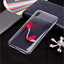 رخيصةأون أغطية أيفون-غطاء من أجل Apple iPhone XS / iPhone XR / iPhone XS Max شفاف / نموذج غطاء خلفي كارتون ناعم TPU