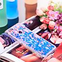 povoljno Torbice / maske za Huawei Y seriju-Θήκη Za Huawei Honor 7X Otporno na trešnju / Šljokice Stražnja maska Šljokice / Cvijet Mekano TPU