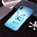 """povoljno MacBook Pro 15"""" maske-Θήκη Za Apple iPhone XS / iPhone XR / iPhone XS Max Sjaji u mraku / Uzorak Stražnja maska Rukav leptir Mekano TPU"""