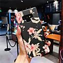 povoljno Galaxy Note 9 - Torbice / kućišta-Θήκη Za Samsung Galaxy Note 9 / Note 8 Sjaji u mraku / Mutno Stražnja maska Cvijet Tvrdo PC