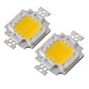 ieftine LED-uri-youoklight® diy 10w 820-900lm 900ma lumină caldă alb / lumină albă luminoasă rece LED integrat (dc 9-12v)