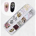 povoljno Digitalni multimetri i osciloskopi-1 pcs Univerzális / Noviteti Plastika Nakit za nokte Rhinestones Za Prst noktiju Klasični Tema Kreativan nail art Manikura Pedikura Dnevno / Festival Korejski / Moda