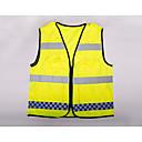 povoljno Osobna zaštita-sigurnosna odjeća za sigurnost na radnom mjestu sigurnosni signal rešetka više džep reflektirajuća prsluk