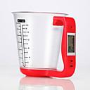 povoljno Svjetla za bicikle-1kg/1g Više načina Elektronska kuhinjska skala Kuhinja dnevno