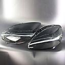 رخيصةأون أضواء السيارة الداخلية-Factory OEM 2pcs سيارة اغطية السيارات الخفيفة الأعمال التجارية تصميم جديد إلى كشافات من أجل Corvette 2005 / 2006 / 2007