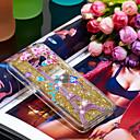 voordelige Galaxy S6 Edge Plus Hoesjes / covers-hoesje Voor Samsung Galaxy A3(2016) Schokbestendig / Glitterglans Achterkant Eiffeltoren / Glitterglans Zacht TPU