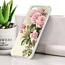 رخيصةأون سلاسل المفاتيح-غطاء من أجل Huawei Huawei Honor 7A نحيف جداً / نموذج غطاء خلفي زهور ناعم TPU