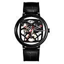 voordelige Merk Horloge-originele xiaomi ciga ontwerp hol mechanisch horloge creatieve lederen band horloges automatisch mechanisch herenhorloge