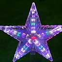 رخيصةأون ديكورات خشب-1PC نجمة خماسية الصمام ليلة الخفيفة غني بالألوان إبداعي 220-240 V