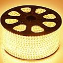 رخيصةأون سماعات الأذن السلكية-1M أضواء سلسلة 60 المصابيح أبيض دافئ ديكور 220-240 V 1SET