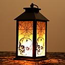 povoljno LED noćna rasvjeta-LED uljna svjetiljka fenjer noćno svjetlo lubanja kostur za ukras Halloween kuća ukleta 1pc