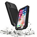 voordelige iPhone 6 hoesjes-hoesje Voor Apple iPhone XS / iPhone XR / iPhone XS Max Waterbestendig / Schokbestendig Volledig hoesje Schild Hard Metaal