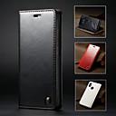povoljno Samsung oprema-Θήκη Za Xiaomi Xiaomi Mi 8 / Xiaomi Mi 5 Novčanik / Utor za kartice / sa stalkom Korice Jednobojni Tvrdo PU koža