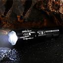 ieftine lanterne-U'King Lanterne LED 2000 lm LED LED emițători 5 Mod Zbor Cu Baterie și Încărcător Zoomable Focalizare Ajustabilă Intensitate Luminoasă Reglabilă Dimensiune Compactă Camping / Cățărare / Speologie