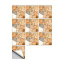 رخيصةأون ملصقات ديكور-لواصق حائط مزخرفة - لواصق تجريدي / أشكال دورة المياه / مطبخ