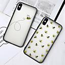 رخيصةأون أساور-غطاء من أجل Apple iPhone XS / iPhone XR / iPhone XS Max نموذج غطاء خلفي حيوان / كارتون قاسي أكريليك