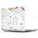 "povoljno MacBook Pro 15"" maske-MacBook Slučaj Crtani film PVC za MacBook Pro 13"" / MacBook Air 13"" / New MacBook Air 13"" 2018"