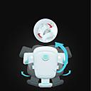 رخيصةأون ملصقات ديكور-مقعد / سيارة جبل حامل حامل منفذ الهواء مصبغة / لوح / الزجاج الأمامي نوع الكوبيولا / قابل للتعديل / 360 درجة دوران ABS حائز