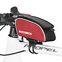 ieftine Genți Cadru Bicicletă-ROCKBROS Genți Cadru Bicicletă 15 inch Ciclism pentru Negru Albastru piscină Roșu-aprins Ciclism / Bicicletă Bicicletă biciclete pliante