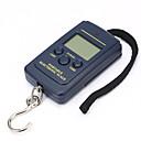 رخيصةأون أساور-مقياس الالكترونية المحمولة مع الخلفية بتقنية الكريستال السائل للسفر الأمتعة الصيد