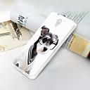 رخيصةأون أزرار أكمام-غطاء من أجل ZTE ZTE Blade A510 نحيف جداً / نموذج غطاء خلفي حيوان ناعم TPU
