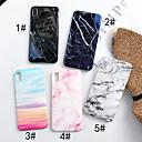 رخيصةأون أدوات مهنية-غطاء من أجل Apple iPhone XS / iPhone XR / iPhone XS Max IMD غطاء خلفي حجر كريم ناعم TPU