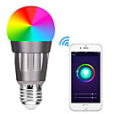 رخيصةأون Smart Lights-e27 led الذكية لمبات led 22 الخرز led smd 5730 يعمل مع amazon alexa / app control / google home rgbw 85-265v