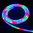 povoljno LED noćna rasvjeta-brelong vodio šarene fleksibilne neon vodootporan svjetlo s 5m 1x2cm 220v europske propise
