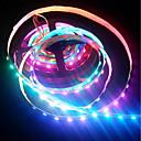 povoljno LED noćna rasvjeta-brelong smd5050 150led rgb 24 ključ daljinski upravljač epoksi vodootporan 5v svjetlo bar nas 5m